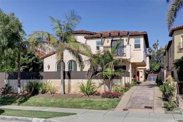 706 Elvira Avenue A, Redondo Beach, CA 90277 (#SB21165421) :: Powerhouse Real Estate