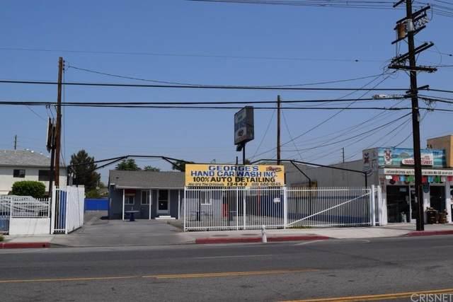 13449 Van Nuys Boulevard, Pacoima, CA 91331 (#SR21163176) :: Zen Ziejewski and Team