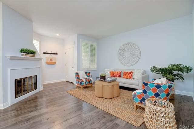 1380 W Capitol Drive #121, San Pedro, CA 90732 (#SB21166094) :: Latrice Deluna Homes