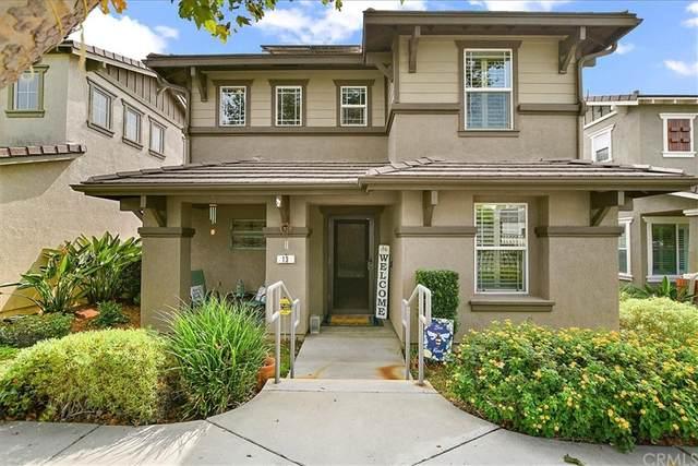 11090 Mountain View Drive #13, Rancho Cucamonga, CA 91730 (#CV21165721) :: Team Tami