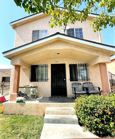 425 W Century Boulevard, Los Angeles (City), CA 90003 (#PW21165230) :: A|G Amaya Group Real Estate