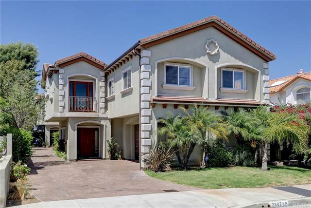2307 Ruhland Avenue A, Redondo Beach, CA 90278 (#SB21165663) :: Powerhouse Real Estate