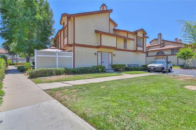 8939 Gallatin Road #137, Pico Rivera, CA 90660 (#SW21165999) :: Mark Nazzal Real Estate Group