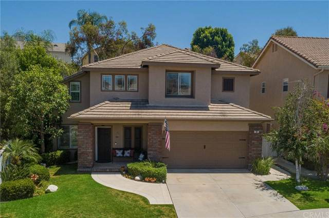 60 Woodsong, Rancho Santa Margarita, CA 92688 (#PW21166223) :: Plan A Real Estate