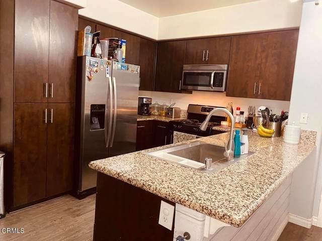 351 Riverpark Boulevard #202, Oxnard, CA 93036 (#V1-7443) :: Steele Canyon Realty