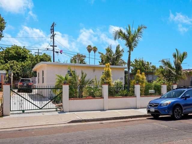 717 45th St, San Diego, CA 92102 (#PTP2105312) :: Latrice Deluna Homes