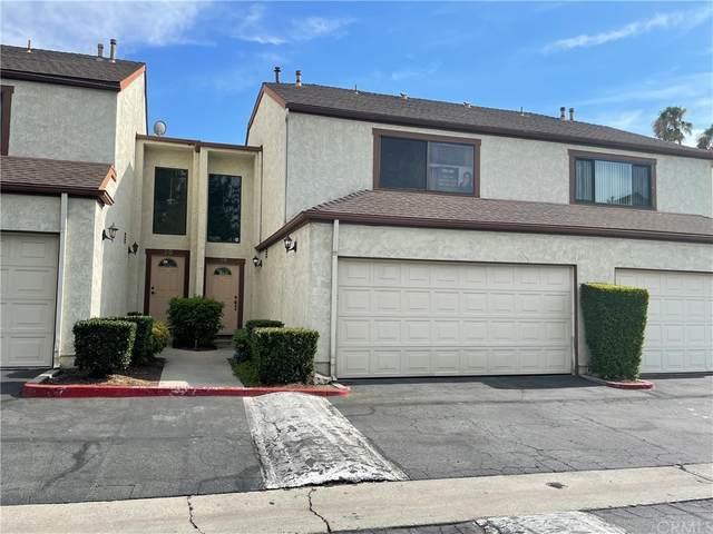 821 S Cerritos Avenue #19, Azusa, CA 91702 (#CV21164616) :: Powerhouse Real Estate