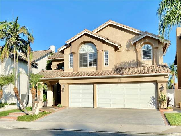 23 Tresaunce Way, Lake Forest, CA 92610 (#OC21166338) :: Plan A Real Estate