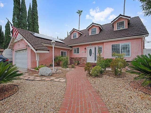 11800 Paso Robles Avenue, Granada Hills, CA 91344 (#SR21159945) :: Mark Nazzal Real Estate Group