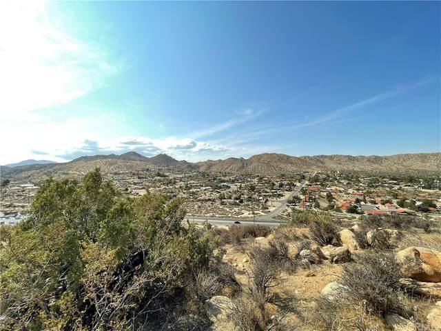 1234 Navajo, Yucca Valley, CA 92284 (#JT21166339) :: Zen Ziejewski and Team
