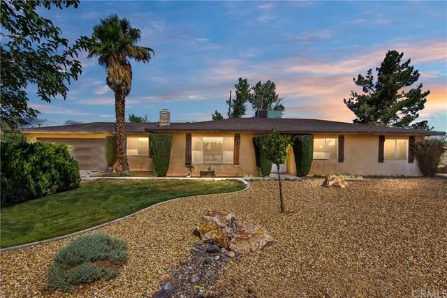 14990 Cheyenne Road, Apple Valley, CA 92307 (#EV21166343) :: RE/MAX Empire Properties