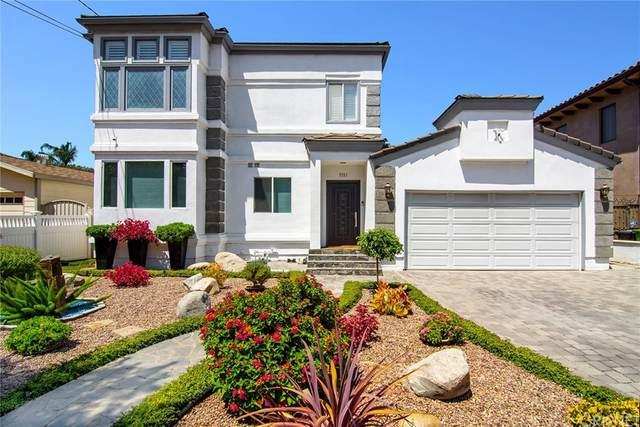 5331 Amigo Avenue, Tarzana, CA 91356 (#SR21166328) :: The Kohler Group