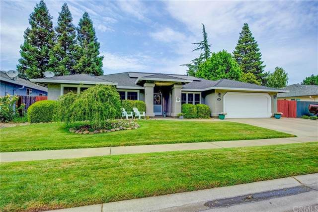 204 Crater Lake Drive, Chico, CA 95973 (#SN21164691) :: Coldwell Banker C&C Properties