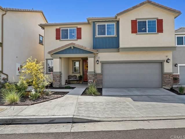 11548 W Aleta Lane, Sylmar, CA 91342 (#BB21132787) :: Mark Nazzal Real Estate Group
