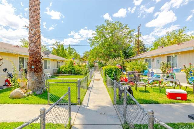 12307 E Avenue V10, Pearblossom, CA 93553 (#IV21166257) :: Zutila, Inc.
