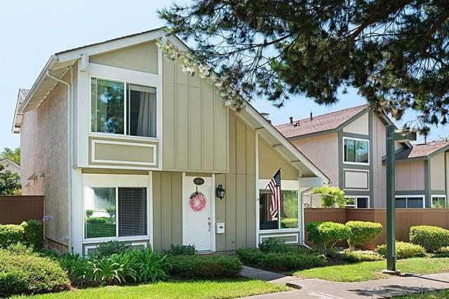 10781 Cariuto Ct, San Diego, CA 92124 (#210021409) :: Latrice Deluna Homes