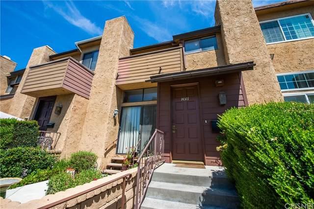 14317 Hartsook Street, Sherman Oaks, CA 91423 (#SR21166400) :: RE/MAX Empire Properties