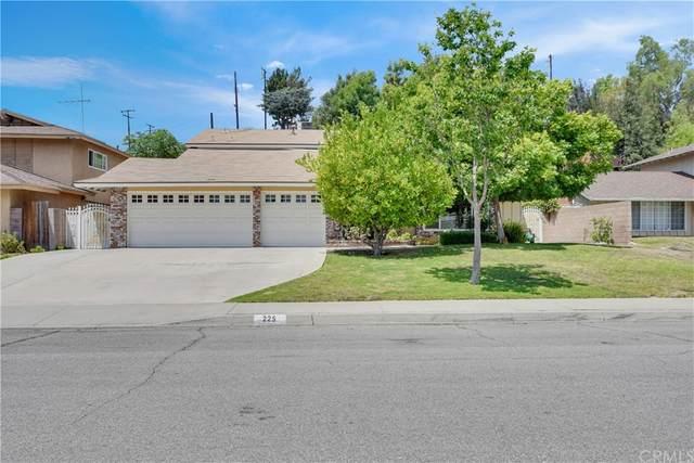 225 Carbonia Avenue, Walnut, CA 91789 (#CV21166291) :: Zutila, Inc.