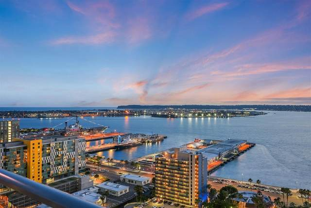1325 Pacific Hwy #2803, San Diego, CA 92101 (#210021411) :: Realty ONE Group Empire