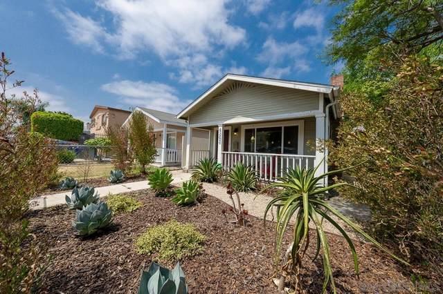 4262 Marlborough, San Diego, CA 92105 (#210021412) :: Realty ONE Group Empire
