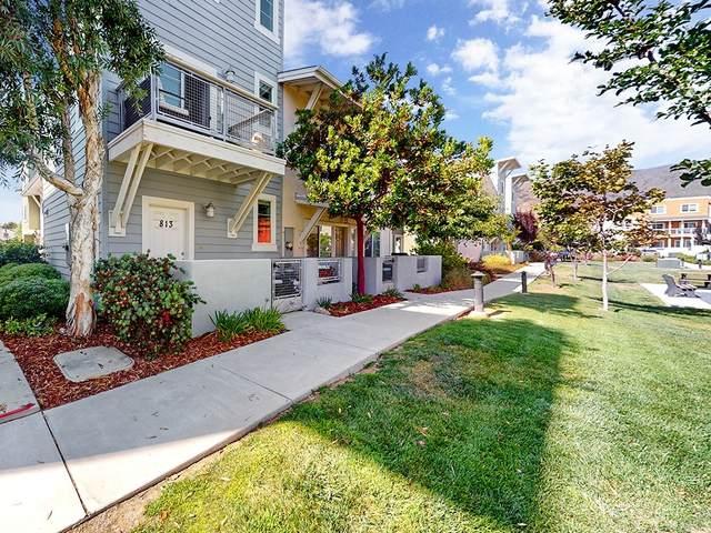 813 Humbert Avenue, San Luis Obispo, CA 93401 (#SC21159695) :: RE/MAX Empire Properties