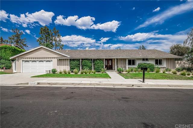12522 Kenny Drive, Granada Hills, CA 91344 (#SR21166417) :: Zutila, Inc.