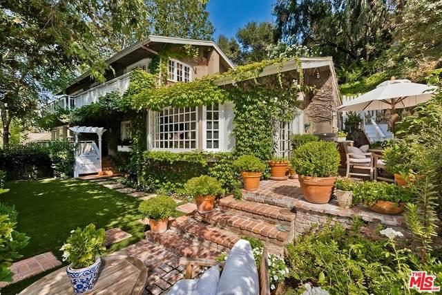 11946 Ashdale Lane, Studio City, CA 91604 (#21765786) :: Jett Real Estate Group