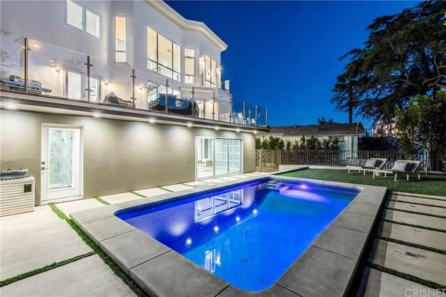 1432 N Kings Road, Hollywood Hills, CA 90069 (#SR21166194) :: Mint Real Estate