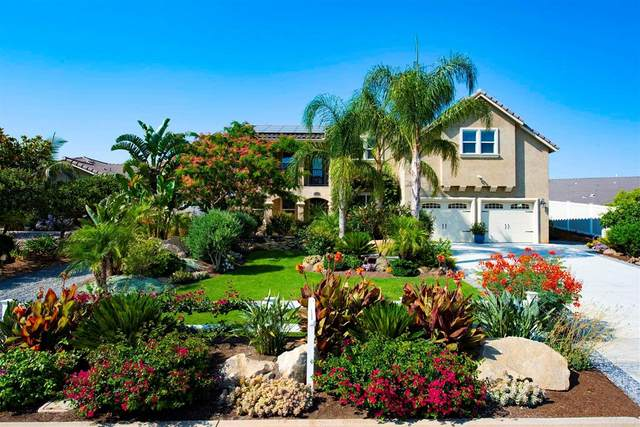 23778 Moonglow Court, Ramona, CA 92065 (#NDP2108810) :: Eight Luxe Homes