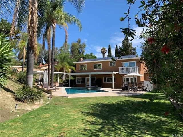 27392 Via Santillana, Mission Viejo, CA 92692 (#LG21164909) :: Plan A Real Estate