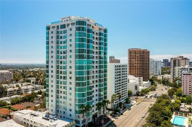 10380 Wilshire Boulevard #901, Los Angeles (City), CA 90024 (#SR21137794) :: The Houston Team | Compass