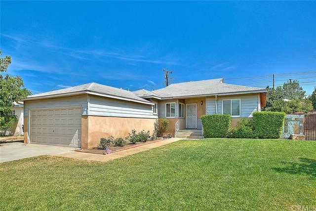 5244 Yale Street, Montclair, CA 91763 (#CV21166467) :: Mark Nazzal Real Estate Group