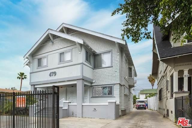 479 E 49Th Street, Los Angeles (City), CA 90011 (#21766668) :: Realty ONE Group Empire