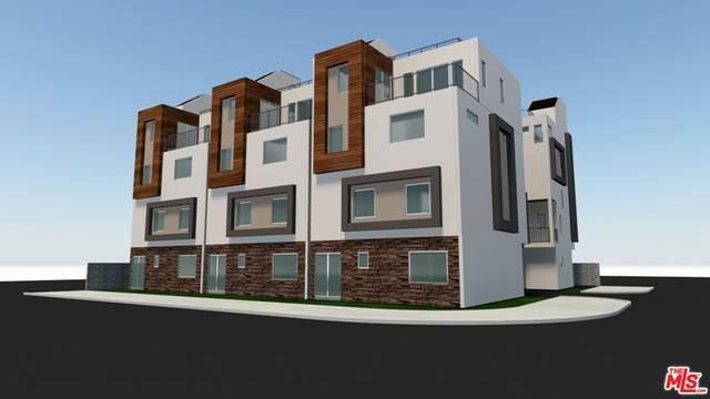 6057 Tujunga Avenue, North Hollywood, CA 91606 (#21766612) :: Robyn Icenhower & Associates