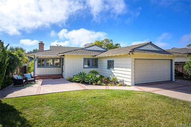 1541 Palos Verdes Drive W, Palos Verdes Estates, CA 90274 (#SB21166505) :: Millman Team