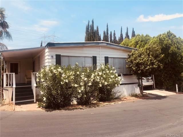 16079 Yarnell St Spc C-18, Sylmar, CA 91342 (#SR21166514) :: Mark Nazzal Real Estate Group