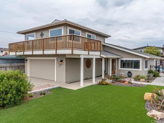 1298 13th Street, Los Osos, CA 93402 (#SC21165586) :: Legacy 15 Real Estate Brokers