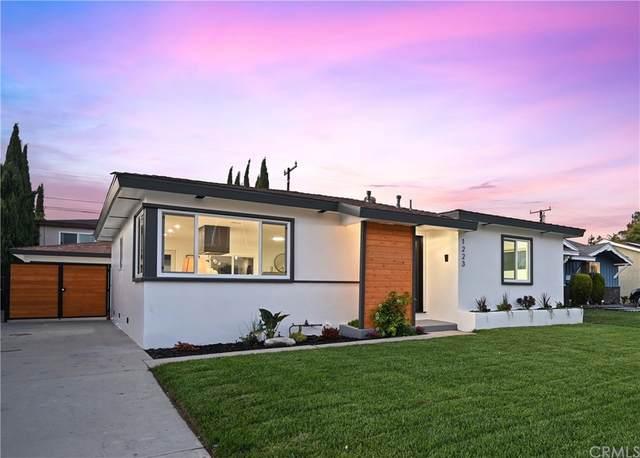 1223 W 144th Place, Gardena, CA 90247 (#IV21166337) :: Robyn Icenhower & Associates