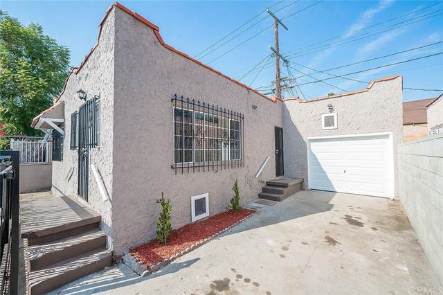 339 W 63rd Place, Los Angeles (City), CA 90003 (#DW21166422) :: Realty ONE Group Empire