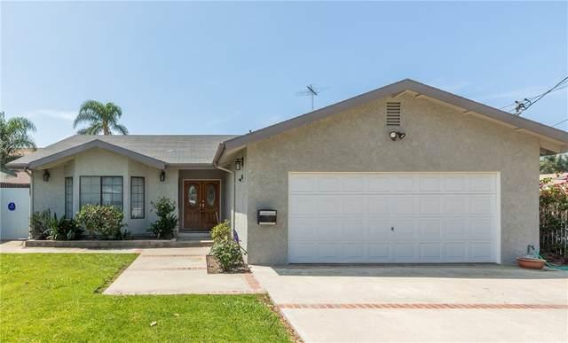 2420 250th Street, Lomita, CA 90717 (#SB21141195) :: Doherty Real Estate Group