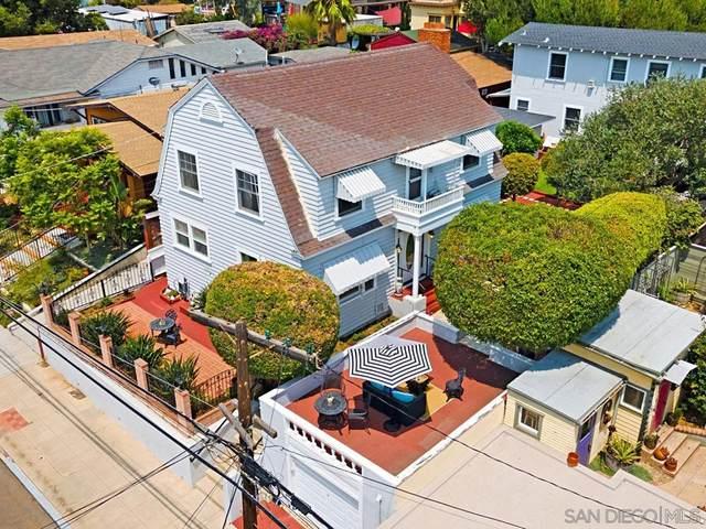 1715 29th St, San Diego, CA 92102 (#210021437) :: Latrice Deluna Homes