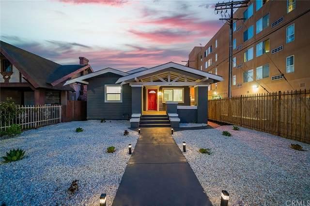 3417 Arlington Avenue, Los Angeles (City), CA 90018 (#DW21166410) :: Jett Real Estate Group
