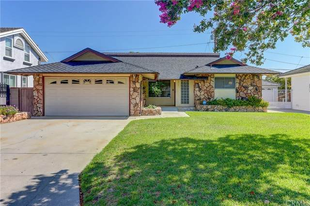 8341 Otto Street, Downey, CA 90240 (#PW21160712) :: Legacy 15 Real Estate Brokers