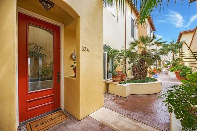 334 5th Street, Huntington Beach, CA 92648 (#PW21161676) :: Zen Ziejewski and Team
