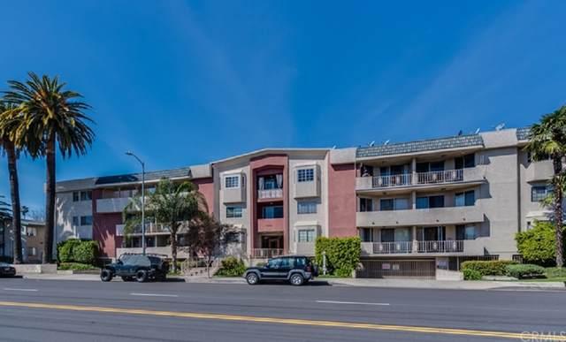 4705 Kester Avenue #209, Sherman Oaks, CA 91403 (#TR21166472) :: RE/MAX Empire Properties