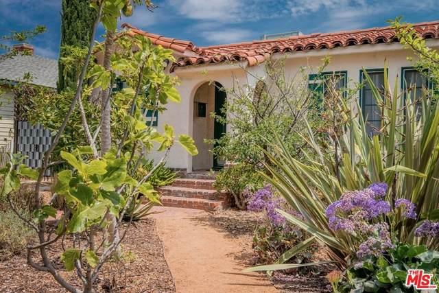 1706 S Carmelina Avenue, Los Angeles (City), CA 90025 (#21766616) :: Better Living SoCal