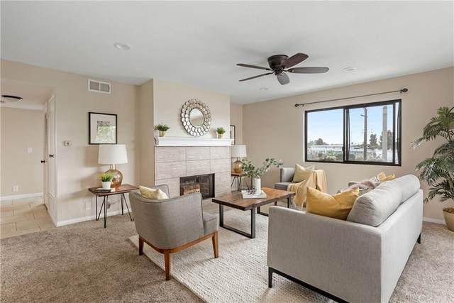 400 W 223rd Street #215, Carson, CA 90745 (#SB21156163) :: Latrice Deluna Homes