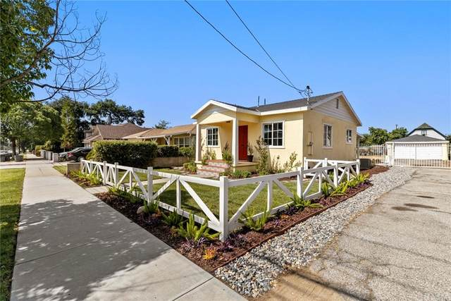 535 N Pasadena Avenue, Azusa, CA 91702 (#PW21166161) :: Robyn Icenhower & Associates
