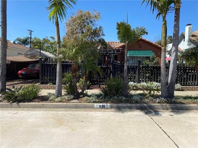 616 West Street, Oceanside, CA 92054 (#SW21166542) :: Doherty Real Estate Group