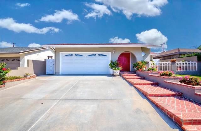 323 W 229th Street, Carson, CA 90745 (#IN21166567) :: Latrice Deluna Homes